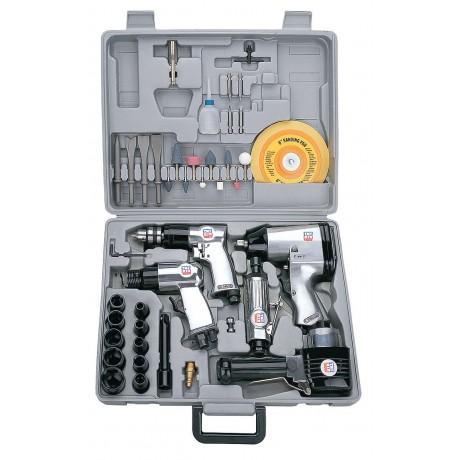 Набор пневматических инструментов TNT АТ-5008