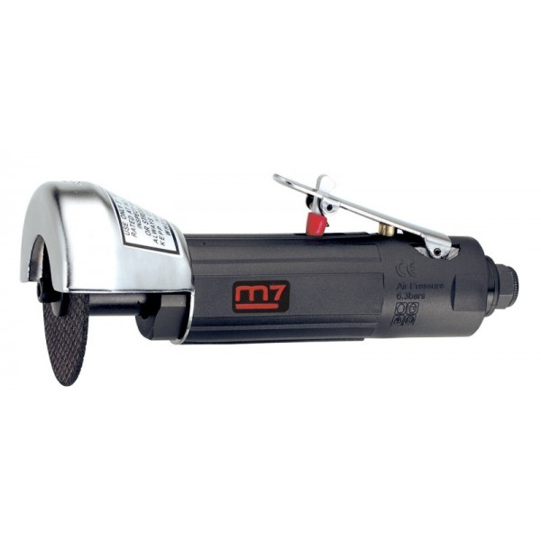 Пневматическая отрезная мини машина 75 мм, 20000 об/мин MIGHTY SEVEN QC-213