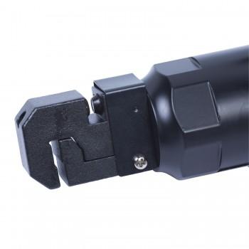 Дырокол кромкогиб пневматический, отверстие 5 мм MIGHTY SEVEN PN-150