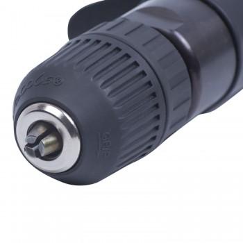 Дрель пневматическая 10 мм, 2600 об/мин., реверс, быстро-зажимной патрон MIGHTY SEVEN QE-933
