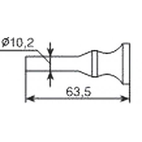 Насадка для клепального молотка TNT АТ-2307E/H